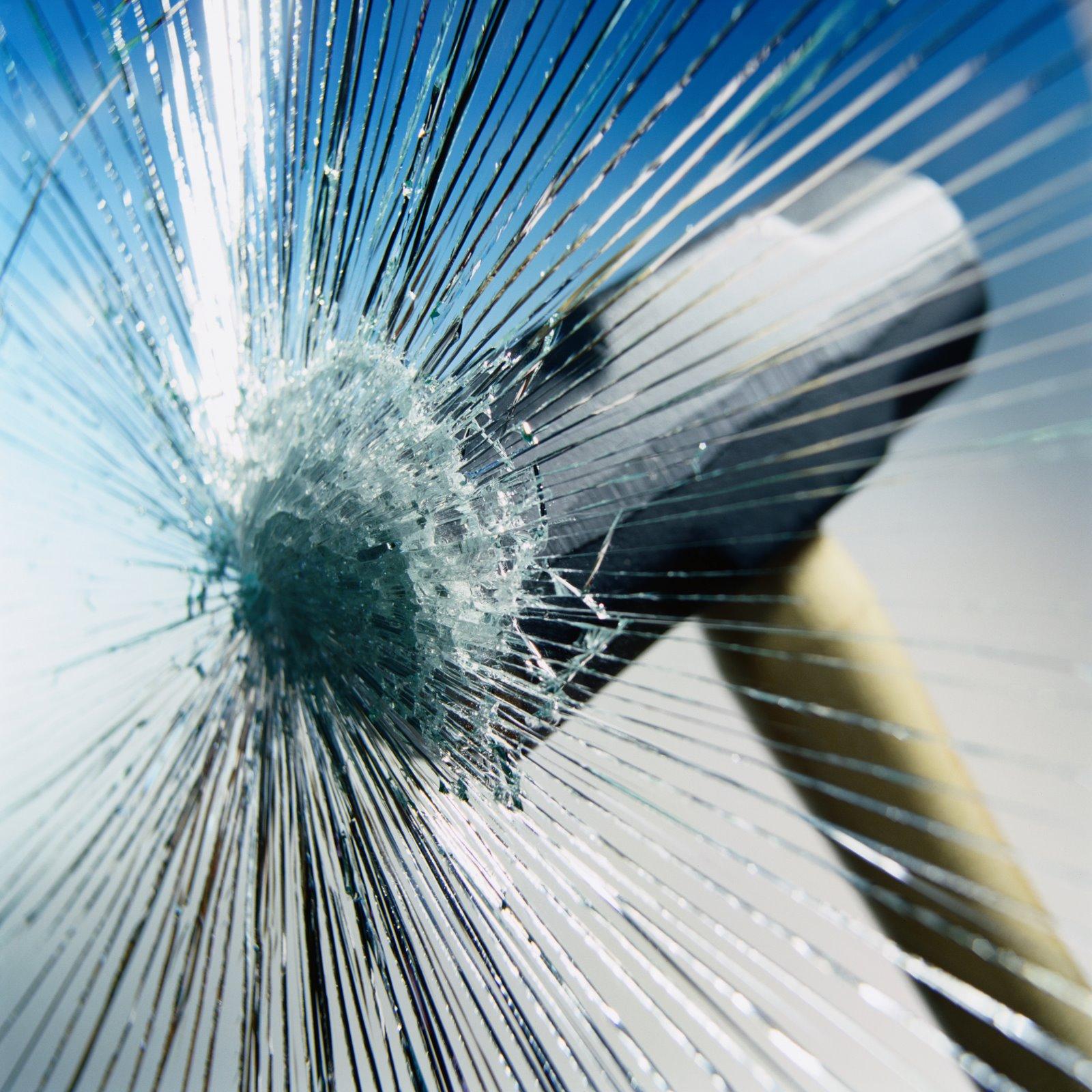 vidrio rotos