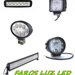CARTEL FAROS LED