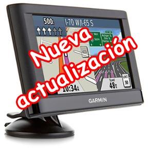 ACTUALIZACION DE GPS GARMIN